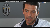 Buffon avec Dacourt dans Tlfoot