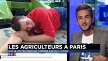 Crise agricole : la mobilisation relayée sur le web