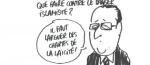 Dessin de Charb du 10 septembre 2013