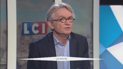 Jean-CLaude Mailly était l'invité politique de LCI mardi 05 janvier 2016.