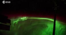 L'astronaute allemand, Alexander Gerst, a capturé 12.500 images depuis la Station Spatiale Internationale