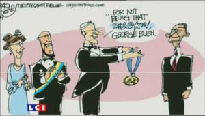 Nobel d'Obama