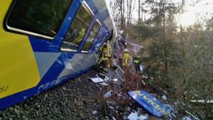 Deux trains entrent en collision dans le sud de l'Allemagne le 09/02/16