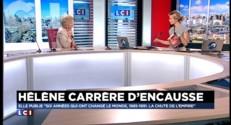 """Hélène Carrère d'Encausse sur MH17 : """"Poutine n'avait aucune raison d'abattre cet avion !"""""""
