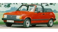 TALBOT Samba Cabriolet - 1983