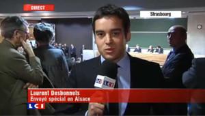 Sarkozy à Strasbourg : les étudiantsdans l'expectative