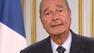 TF1/LCI Jacques Chirac Clearstream Intervention 10 mai 2006