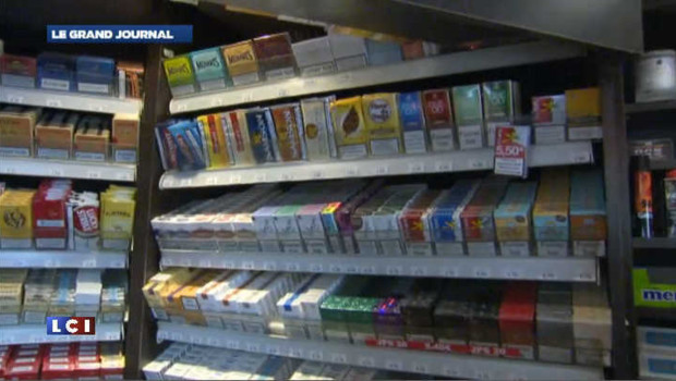 Cigarettes : le paquet à 6,10 euros minimum lundi