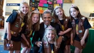 Quand Obama joue les princesses