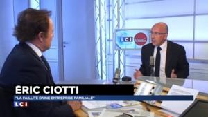 """Eric Ciotti revient sur les """"3 années calamiteuses"""" de François Hollande"""