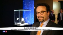 Estimé à 70 millions d'euros, le plus gros diamant existant au monde bientôt mis aux enchères