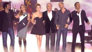 Image de la 24e cérémonie des Victoires de la Musique, retransmise sur France 2 (28 février 2009)