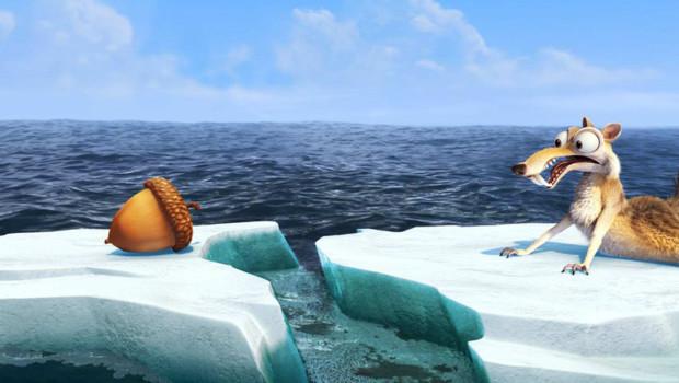L'Age de glace 4 : la dérive des sentiments de Mike Thurmeier et Steve Martino