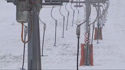 Le 13 heures du 18 décembre 2014 : Manque de neige dans les Vosges, inquiètude à Gérardmer - 335.45319662475583