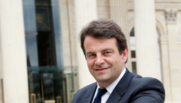 Le député UMP Thierry Solère à l'Assemblée nationale.