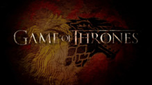 Logo de la saison 4 de la série Game of Thrones