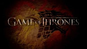 Logo de la saison 4 de la série Game of Thrones