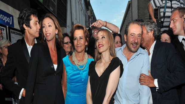 Stars 80 à Angoulême en août 2012