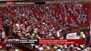 """Valls : """"Les événements du vendredi 13 ont changé l'attitude des Américains et des Russes"""""""