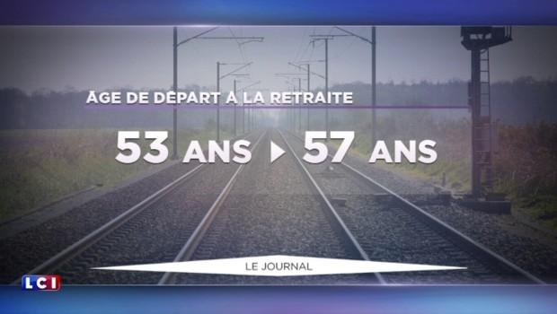 Grève à la SNCF : les cheminots sont-ils des privilégiés ?