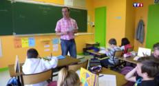 """Le 20 heures du 25 mai 2015 : """"L'apprenant"""", """"outil scripteur"""", le jargon du primaire jugé compliqué - 800"""