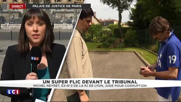 Procès de Michel Neyret : ce que l'on reproche à l'ex-numéro 2 de la PJ