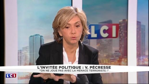 """Valérie Pécresse : """"La déchéance de nationalité n'a rien à faire dans la loi constitutionnelle"""""""