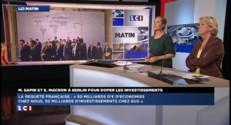 """""""50 chez nous, 50 chez eux"""", la requête française à Berlin"""