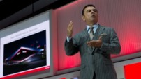 Carlos Ghosn Nissan 2011