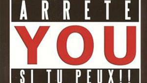 Couverture de l'album du rappeur Mister You