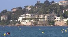 Fin des vacances du roi Salmane d'Arabie Saoudite sur la Côte d'Azur