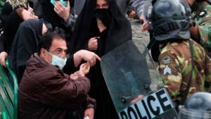 L'opposition iranienne manifeste à Téhéran, le 4 novembre 2009 (Archives)