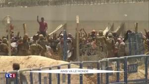 Les ONG accusent la Turquie de tirer sur les réfugiés syriens