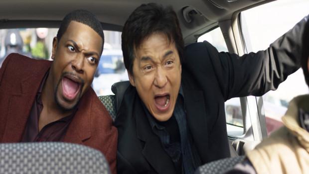 Rush Hour 3. Un film de Brett Ratner. Avec Jackie Chan et Chris Tucker.