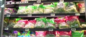 Salades en sachet : les méthodes étonnantes de l'industrie agro-alimentaire