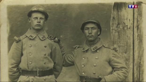 A Verdun, deux petits-fils de combattants ennemis se lient d'amitié