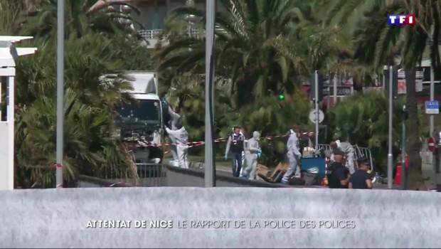 """Attentat de Nice : pour l'IPGN, le dispositif de sécurité """"n'était pas sous-dimensionné"""""""