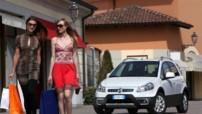 Fiat Sedici restylée
