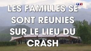 Germanwings : 4 mois après le crash les familles rendent hommage aux disparus
