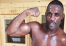 Idris Elba Thor gym Instagram
