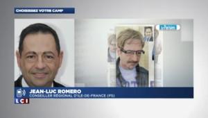 Jean-Luc Romero choqué par les violents propros qu'il a entendus dans le cadre de l'émission de télé-réalité de D8