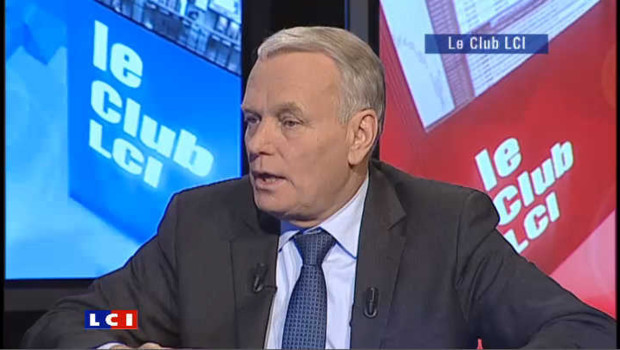 Jean-Marc Ayrault sur LCI