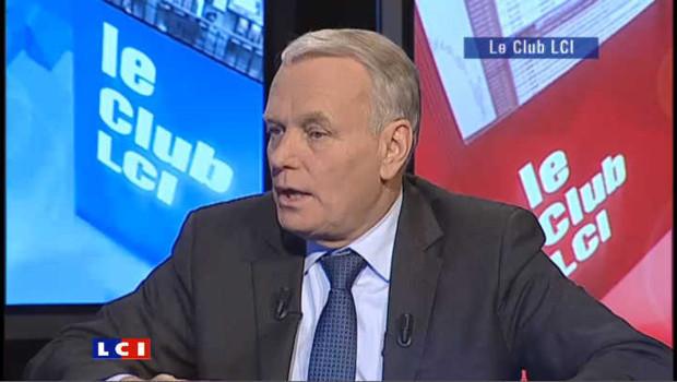Jean-Marc Ayrault sur LCI