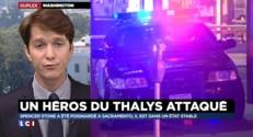 Spencer Stone, héros du Thalys, poignardé : ce que l'on sait