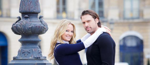 Les Feux de l'Amour - Sharon Case et Joshua Morrow