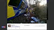 Allemagne : un accident de train fait plusieurs morts et une centaine de blessés