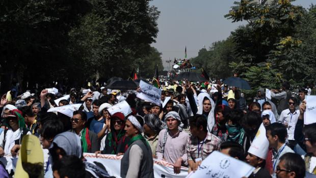 Attentat Afghanistan Kaboul