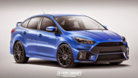 Ford Focus RS 2015 Berline X-Tomi Design