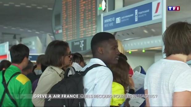 Grève à Air France : comment se faire rembourser ou échanger ses tickets ?