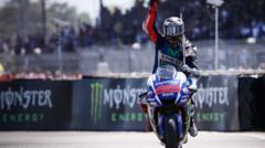 Jorge Lorenzo (Yamaha) - MotoGP France 2015